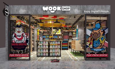 深圳wook专卖店